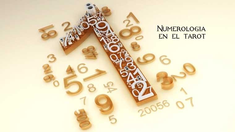 tarot y numerologia