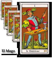 Significados favorables de la carta El Mago – Tarot del amor